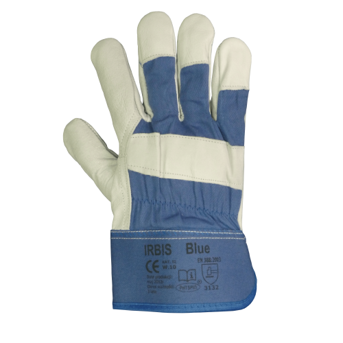 Rękawice Irbis blue
