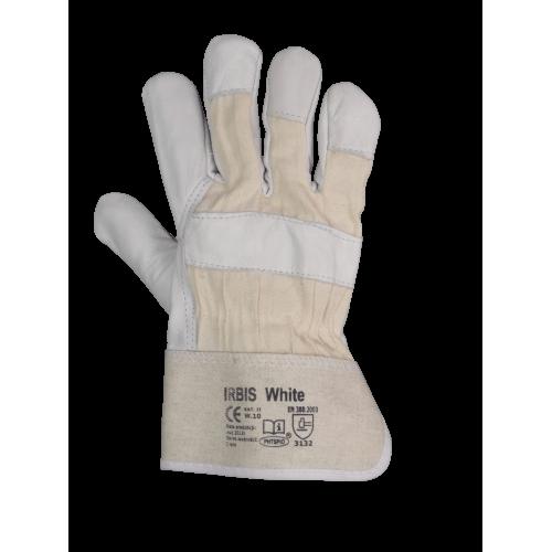 Rękawice Irbis white