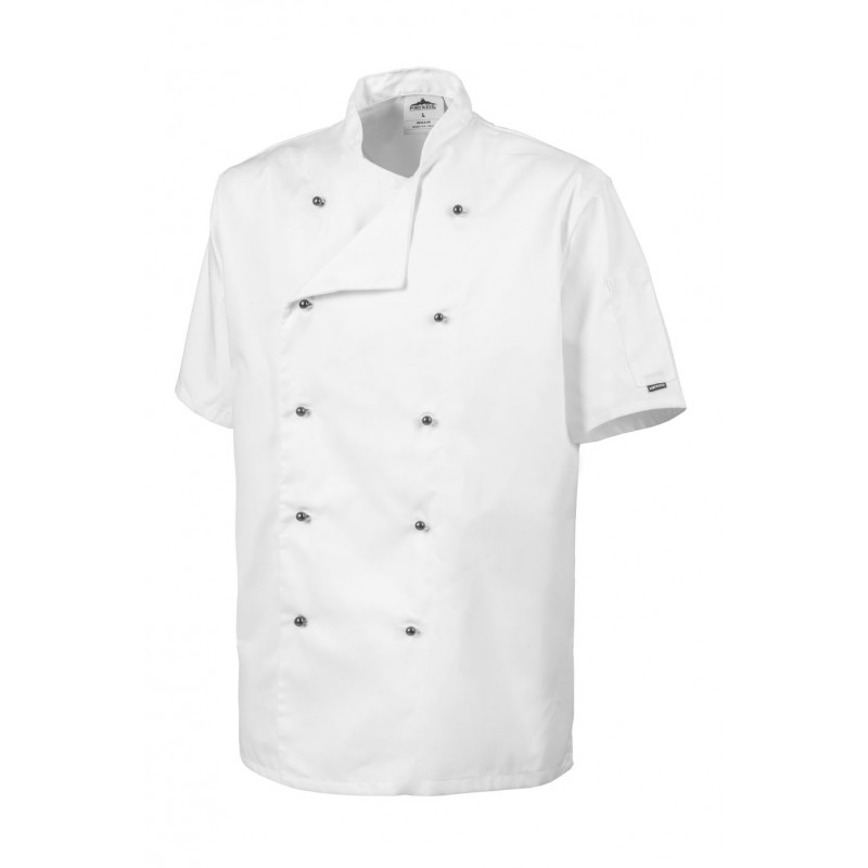 Bluza kucharska biała C 734