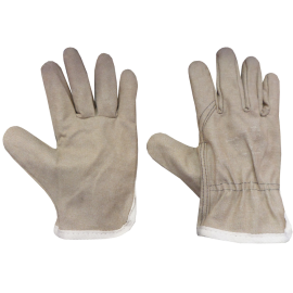 Rękawice bawełniane, dziane