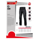 Spodnie jeansowe, slim fit
