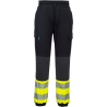 Unikatowe spodnie flexi w wersji ostrzegawczej