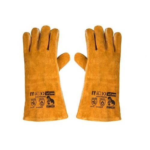 Rękawice spawalnicze Weldoger
