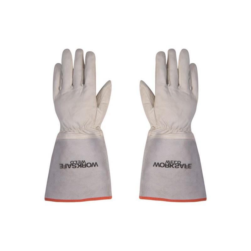 Rękawice spawalnicze Worksafe Weld