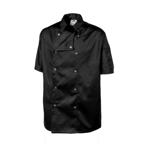 Bluza kucharska czarna C 733